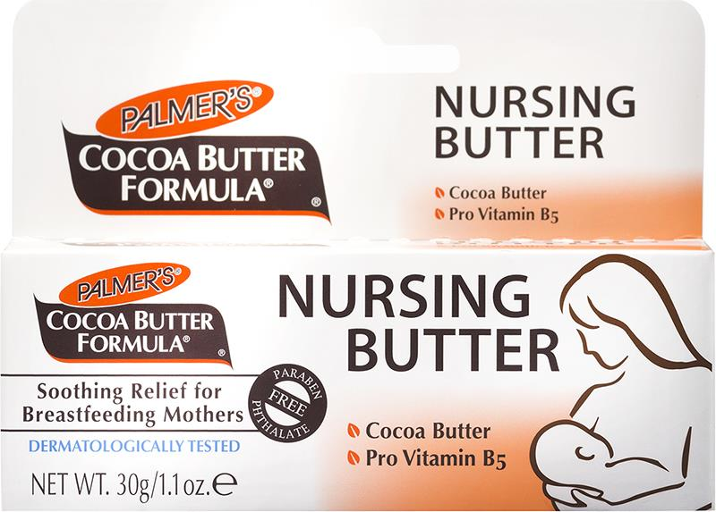 Palmer's Cocoa Butter Formula Nursing Butter For Breastfeeding Mothers 30g
