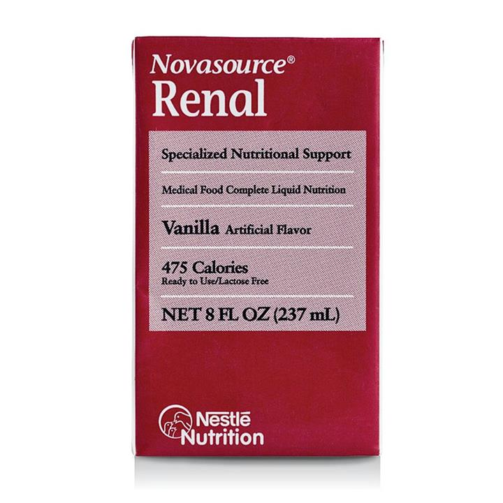 Novasource Renal 237ml X 24 Units