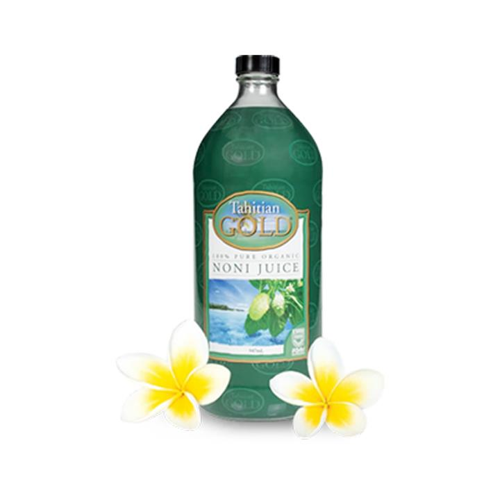 Tahitian Gold Noni Juice 100% Pure Organic 947ml