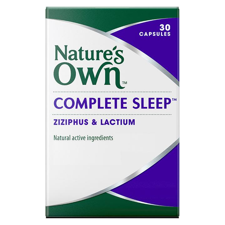 Nature's Own Complete Sleep Cap X 30