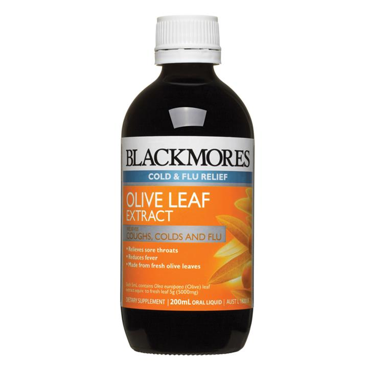 Blackmores Olive Leaf Extract 200ml