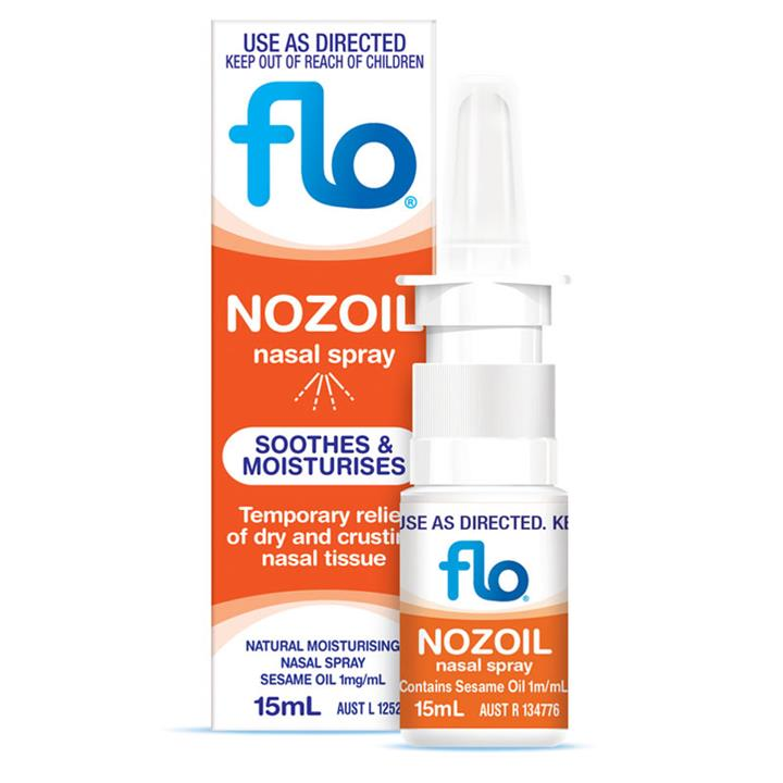 Flo Nozoil Nasal Spray 15ml