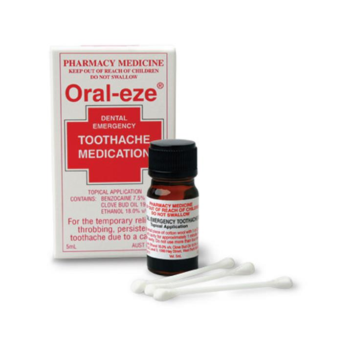 Oral-Eze Toothache Medication 5ml