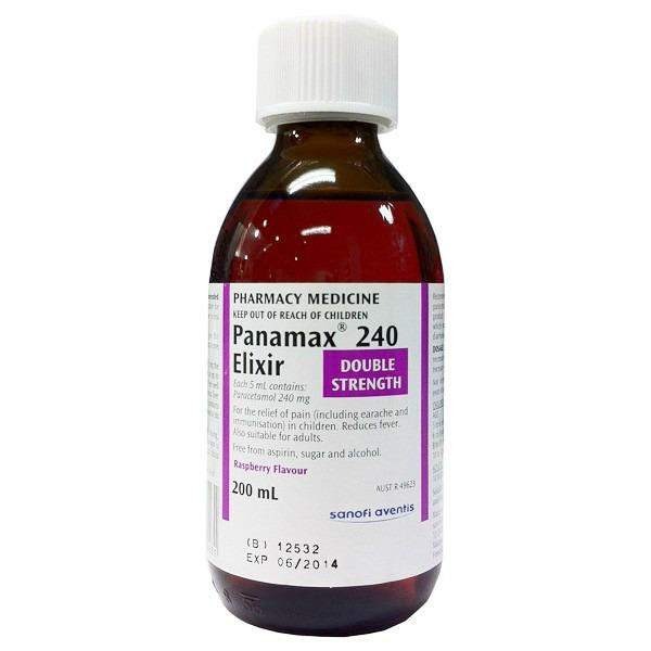 Panamax Elixir Double Strength 200ml