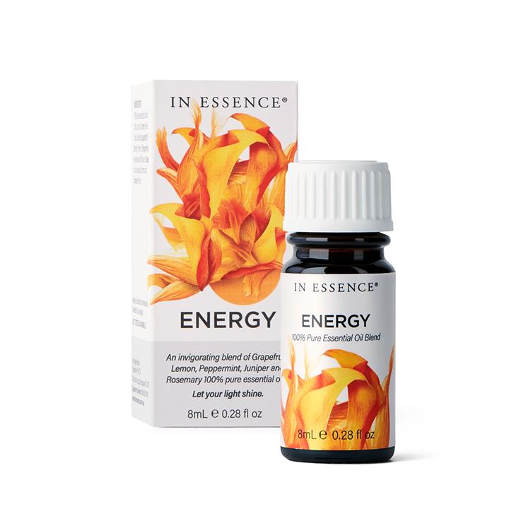In Essence Lifestyle Blend Energy 8ml
