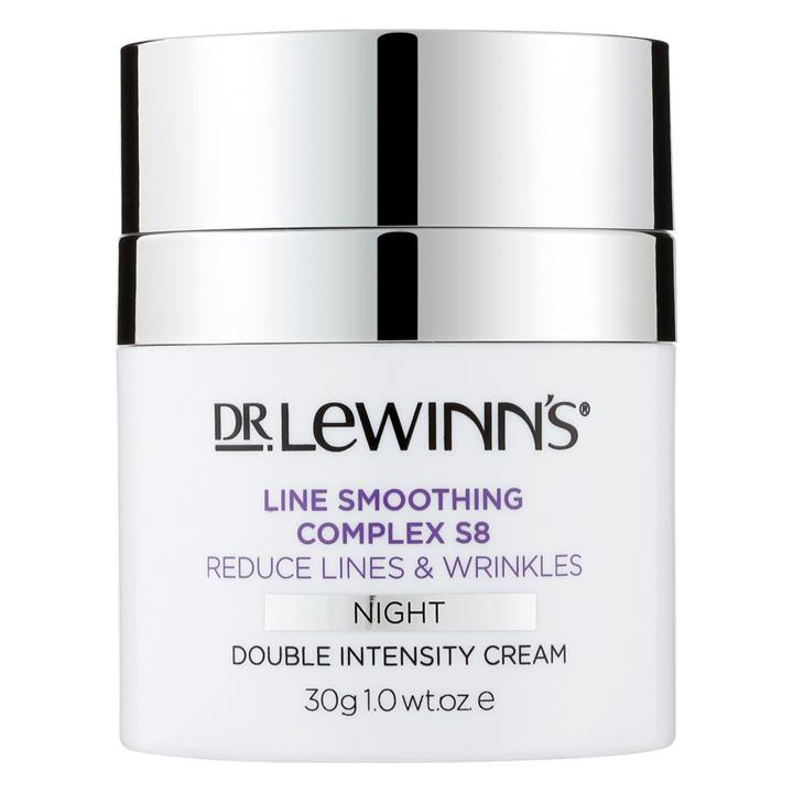 Dr LeWinn's Private Formula Line Smoothing Complex S8 Double Intensity Night Cream 30g