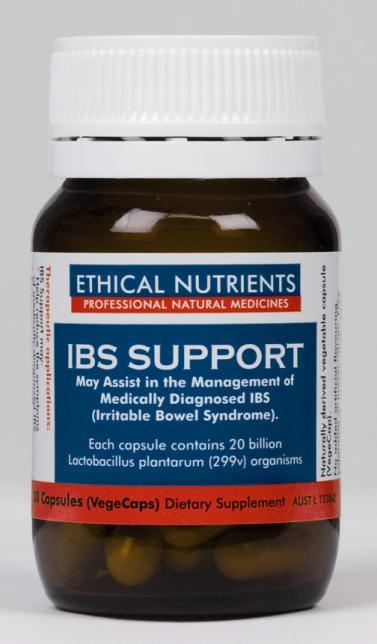 Ethical Nutrients IBS Support Cap X 30 *Ref