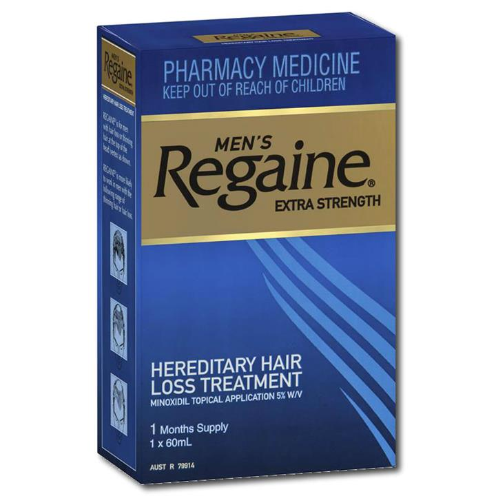 Regaine (Rogaine) Men Extra Strength Foam 5% 60ml