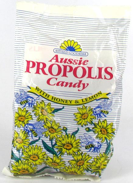 Nature's Goodness Propolis Candy With Honey & Lemon 200g