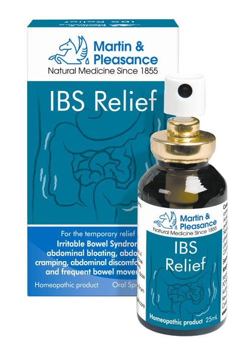 Martin & Pleasance Homeopathic IBS Relief 25ml