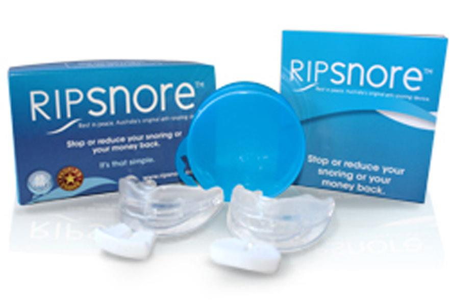 Ripsnore Anti-Snoring Device X 2