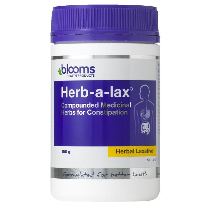 Henry Blooms Herb-a-Lax 100g