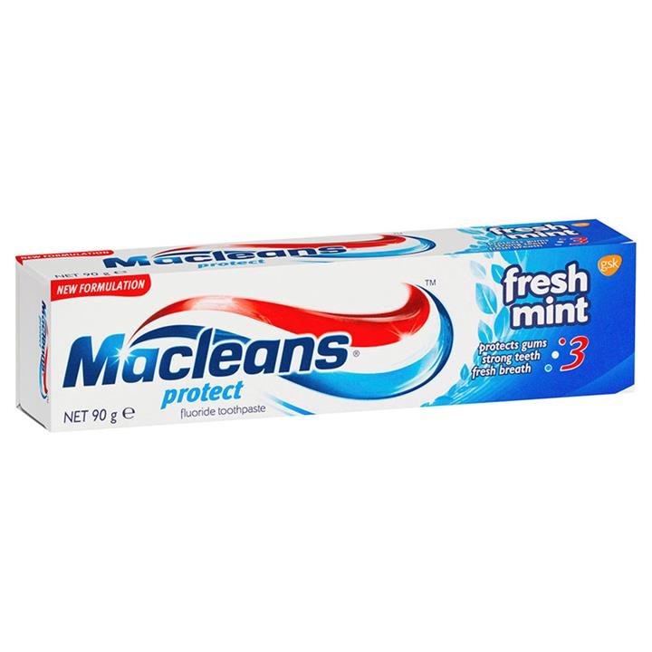 Macleans Toothpaste Protect Freshmint 90g
