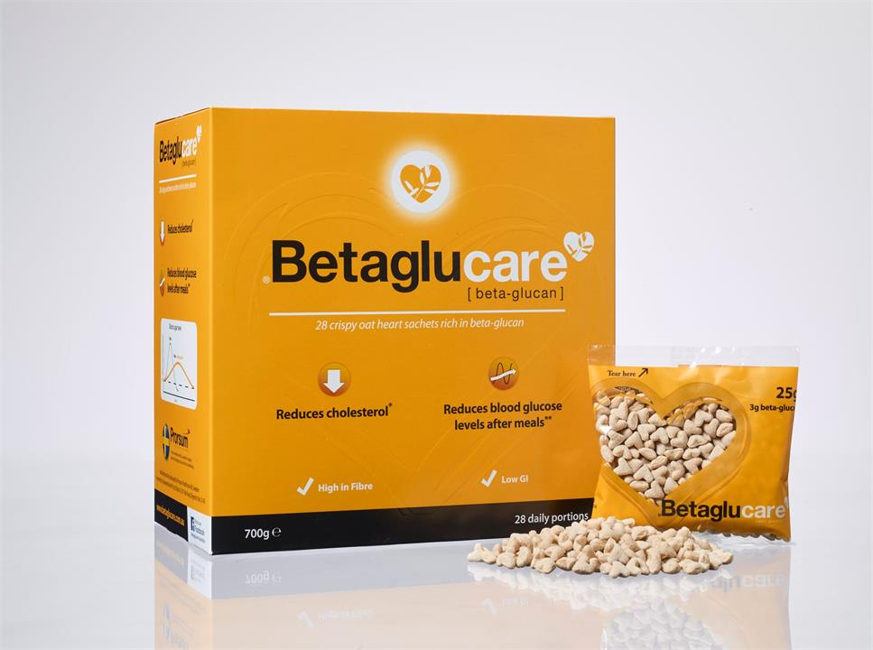 Betaglucare Nordic Oats Sachets 25g X 28