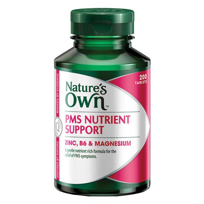 Nature's Own PMS Nutrient Support Tab X 200