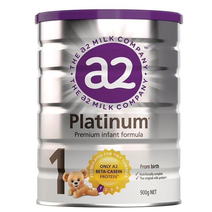 a2 Platinum Premium Infant Formula (Stage 1) 900g – LIMIT 2 CANS PER ORDER