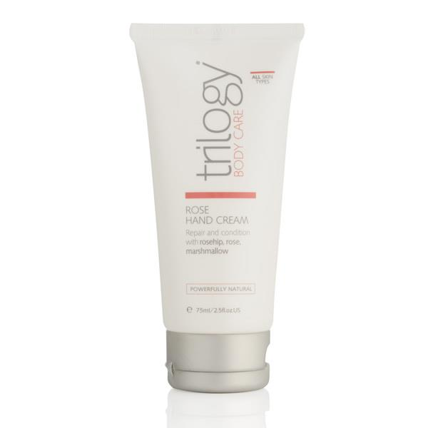 Trilogy Rose Hand Cream 75ml