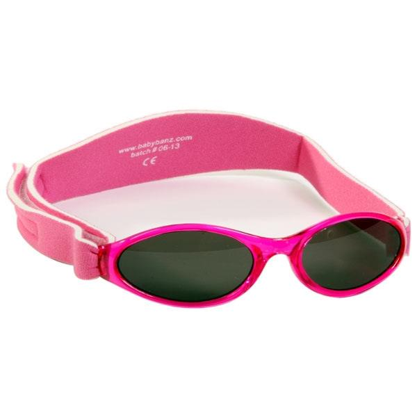 Baby Banz Adventure Pink Sunglasses (Baby 0-2 Years)