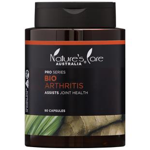 Nature's Care Pro Series Bio-Arthritis Cap X 90