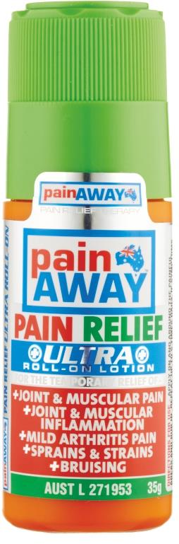 Painaway Original Pain Relief Roll-On Lotion 35g