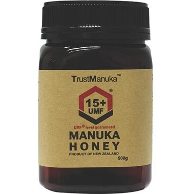 Trust Manuka Manuka Honey UMF 15+ 500g