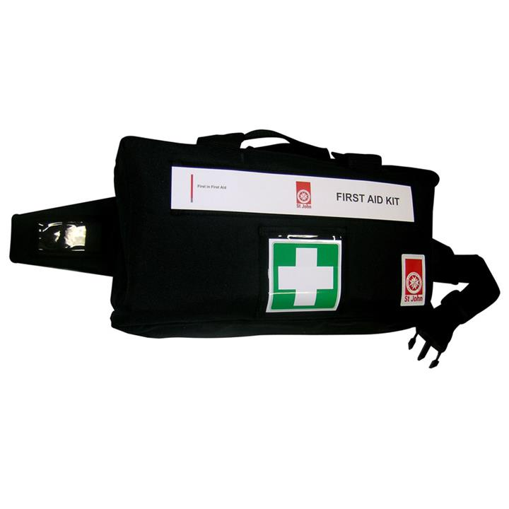 St John First Aid Workplace Kit (Waistbag)
