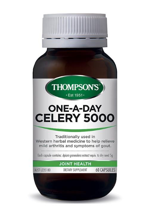 Thompson's One-A-Day Celery 5000mg Cap X 60