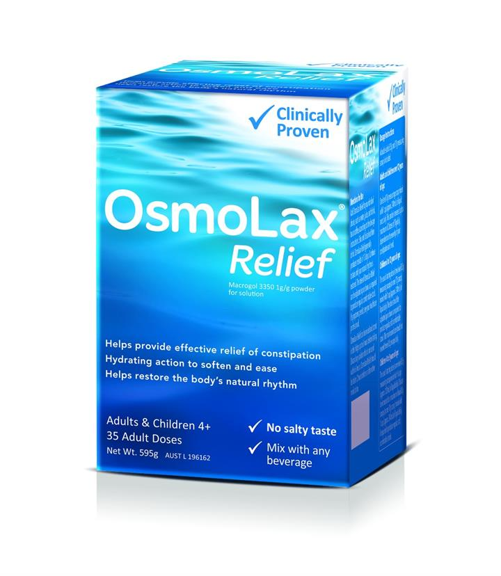 Osmolax Relief 595g