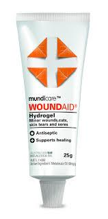 Mundicare Woundaid Hydrogel Tube 25g
