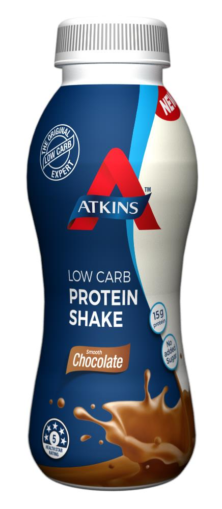 Atkins Ready To Drink Shake (Chocolate) 330ml X 6
