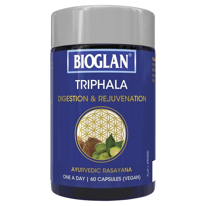Bioglan Triphala One-A-Day Caps x 60