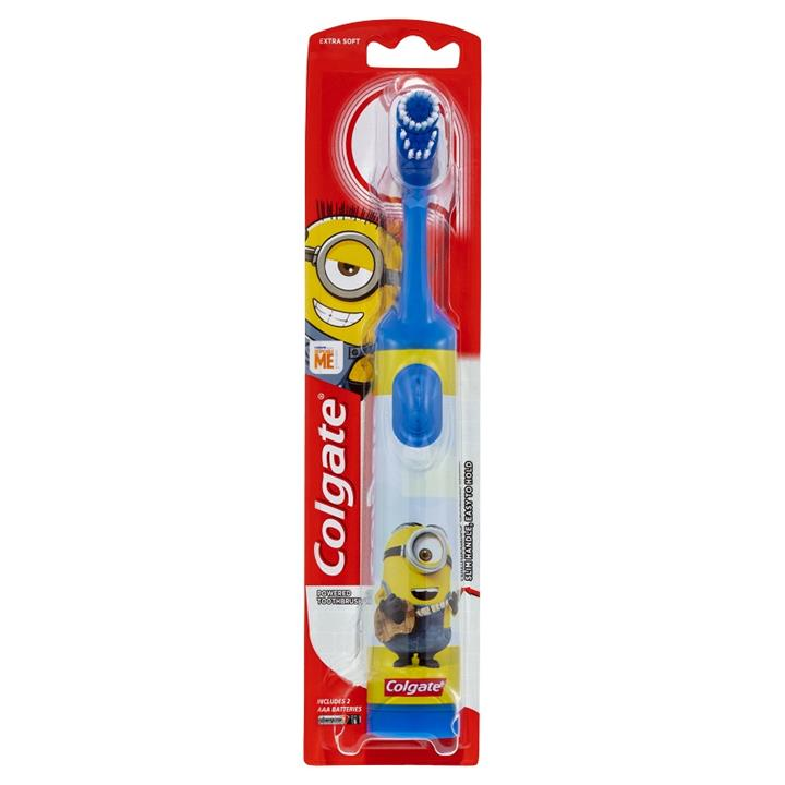 Colgate Kids Battery Powered Minions Toothbrush