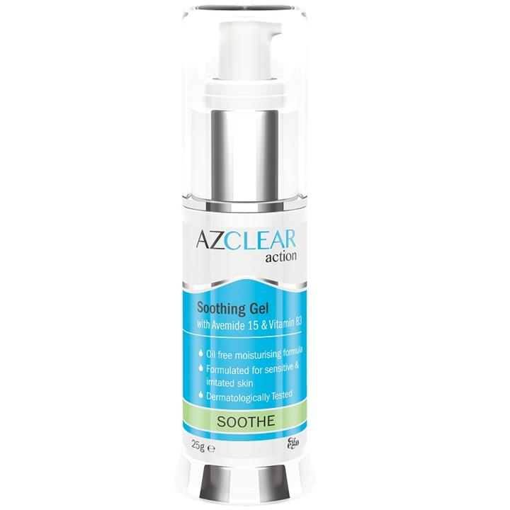 Azclear Action Soothing Gel 25g