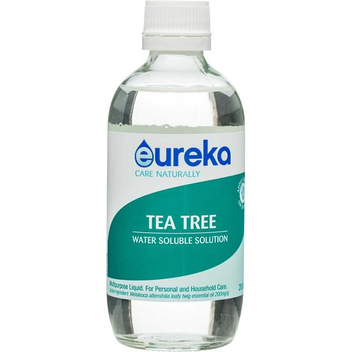 Eureka Tea Tree Water Soluble Solution 200ml