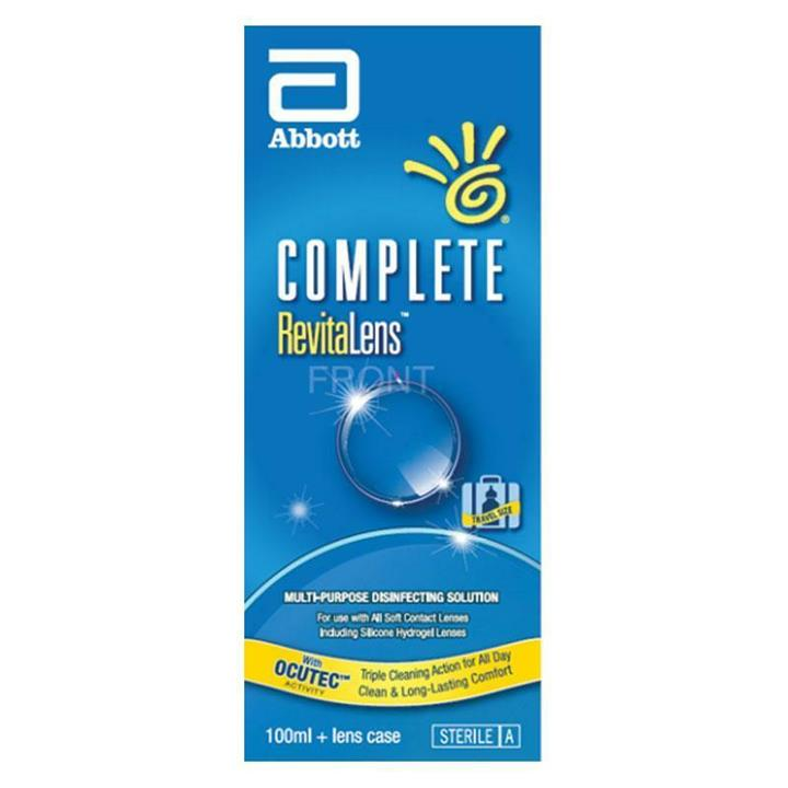 RevitaLens Complete Disinfecting Solution 100ml