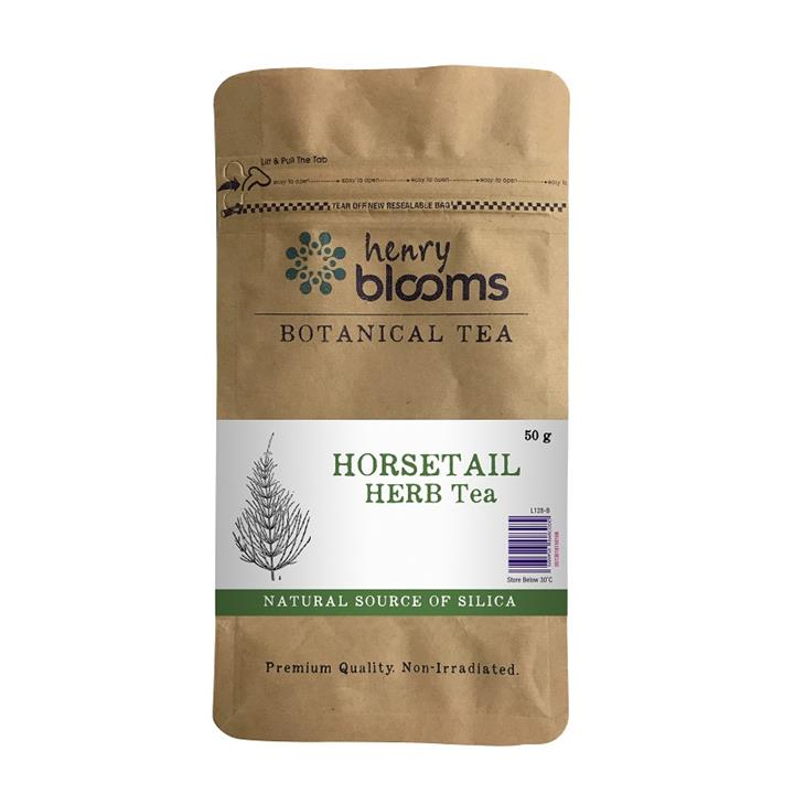 Henry Blooms Botanical Tea Horsetail Herb Tea 50g