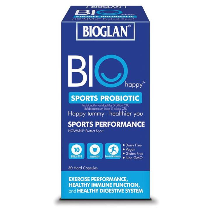 Bioglan Bio Happy Sports Probiotic Cap X 30