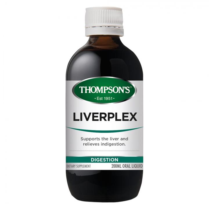 Thompson's Liverplex Oral Liquid 200ml