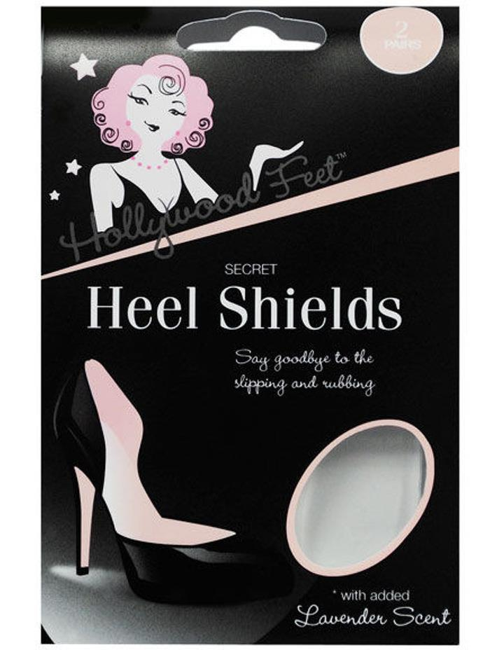 Hollywood Secret Heel Shields (2 Pairs)
