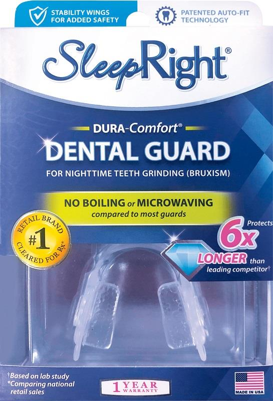 Sleep Right Dura-Comfort Dental Guard