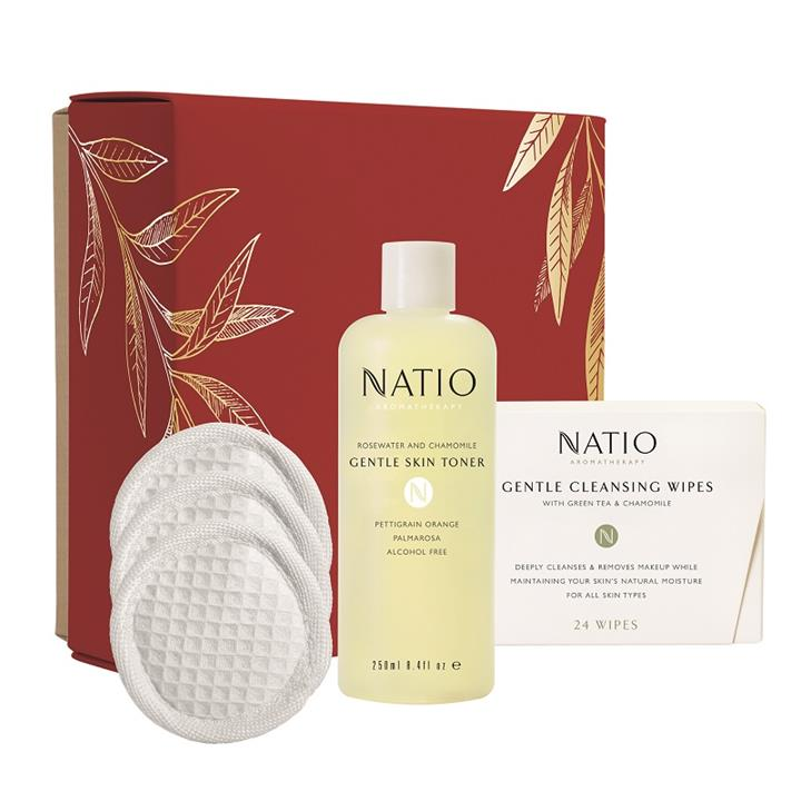 Natio Cleanse Gift Set