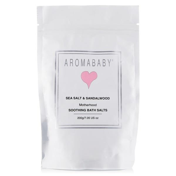 Aromababy Motherhood Soothing Bath Salts 200g