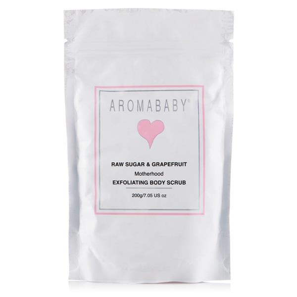 Aromababy Motherhood Exfoliating Body Scrub 200g