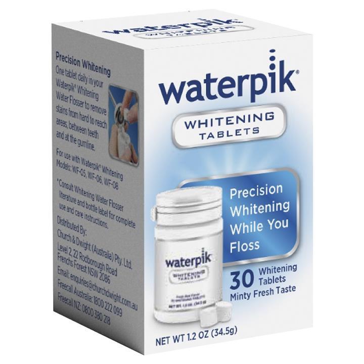 Waterpik Whitening Tab X 30