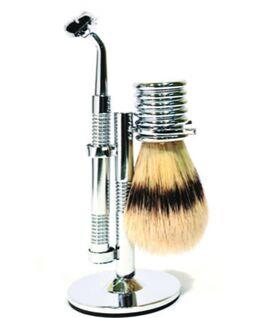 Comoy Fixed Blade Shave Set