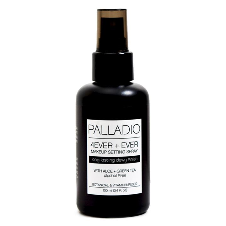 Palladio 4 Ever + Ever Make up Setting Dewy Finish Spray 100ml