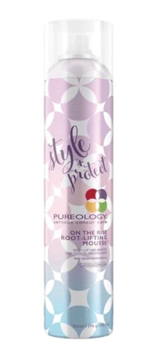 Pureology  Pureology Style + Protect On the Rise Root-Lifting Mousse  300ml