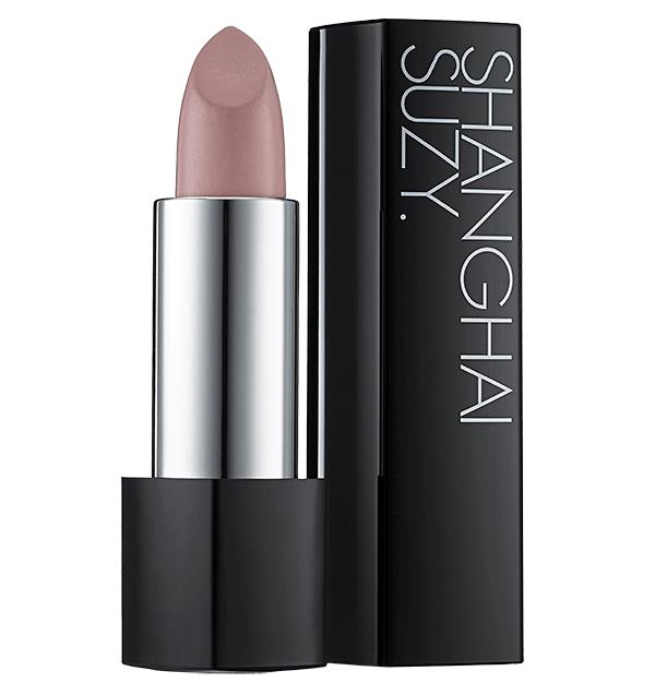 Shanghai Suzy Whipped Matte Lipstick - Miss Leah Baby Cocoa 4g