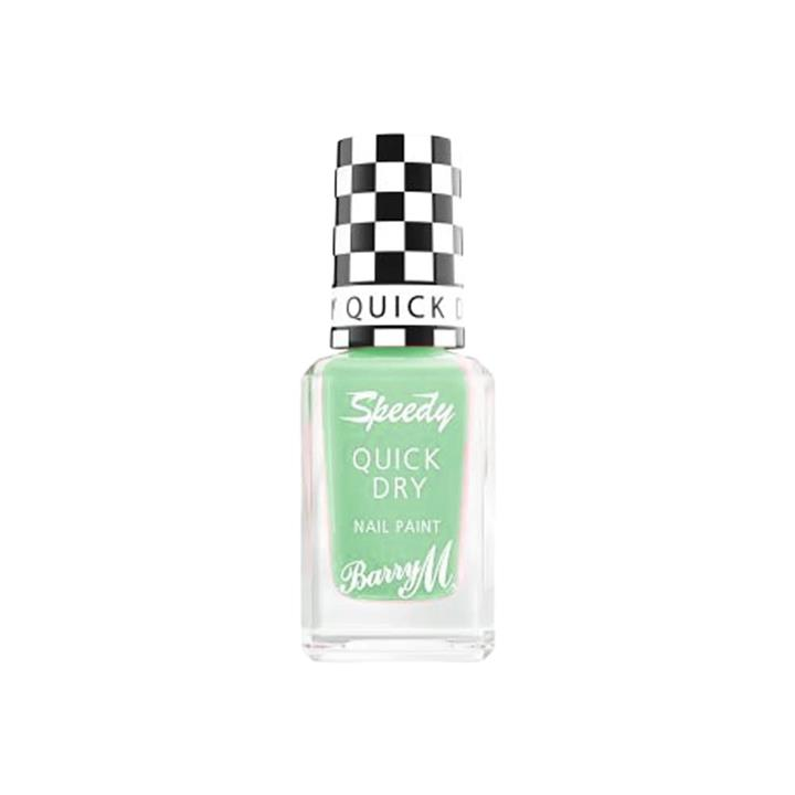 Barry M Speedy Quick Dry Nail Polish Pole Position 10ml