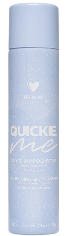 Design.Me Quickie.Me Dry Shampoo Foam 189ml
